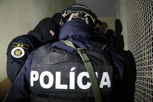 Z policajnej razie vo Veľkom Krtíši.