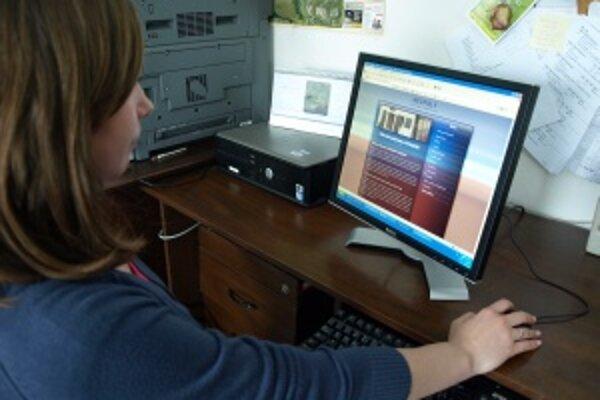 Obce chcú zaujať. Na niektorých webových stránkach sme našli aj televízny program či povesti o obci z kroniky.