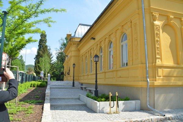 Banícke múzeum v Rožňave. FOTO: PP