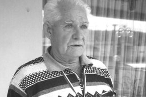 Štefan Balšianka - tréner športovej gymnastiky v Martine.