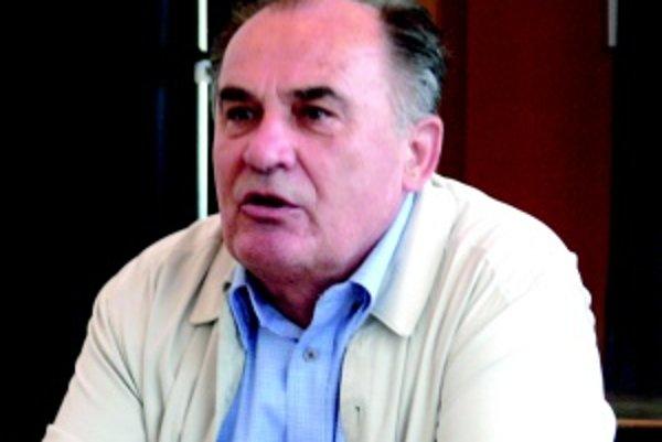 Turčiansky rodák. Vladimír Štefko viedol v Martine Kritickú platformu, na ktorej sa hodnotili vybrané predstavenia.