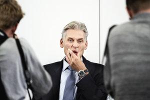Thomas F. Borgen, šéf banky Danske Bank.