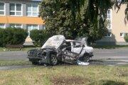 Rakovského auto 2. júla 2013 vybuchlo neďaleKo základnej školy v centre Žiaru nad Hronom.