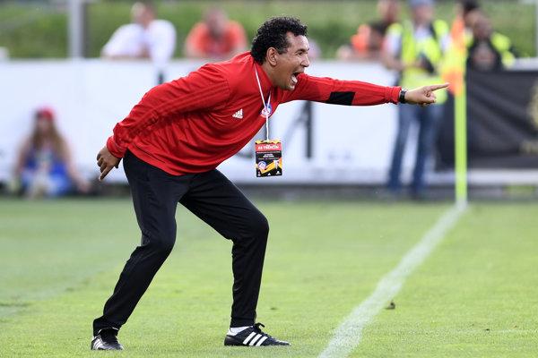 Ricardo Moniz patrí medzi impulzívnych trénerov.