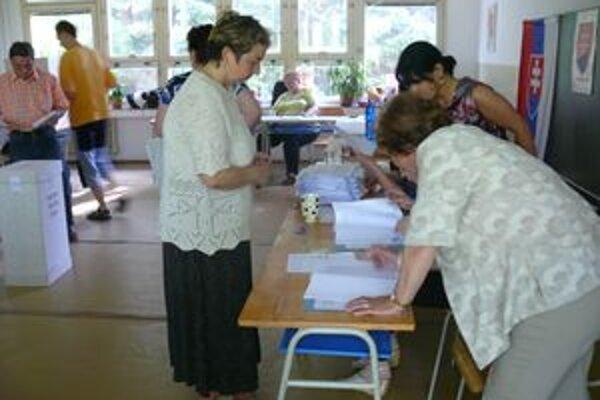Volebné miestnosti sú otvorené od 7. do 20 hodiny ráno.