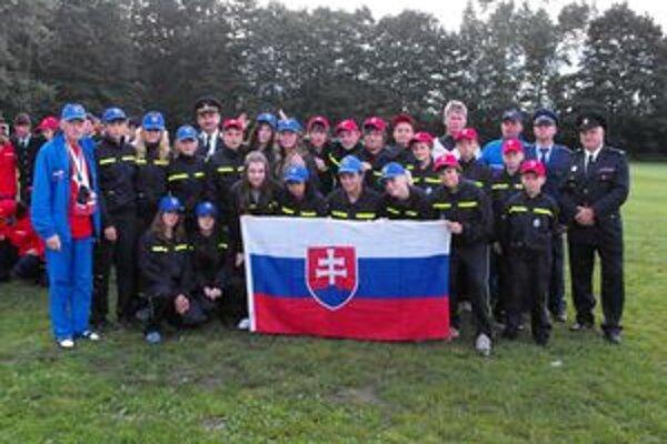 Slovenská výprava.