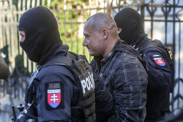 Tomáš Szabó asistoval podľa obžaloby pri vražde ako šofér.