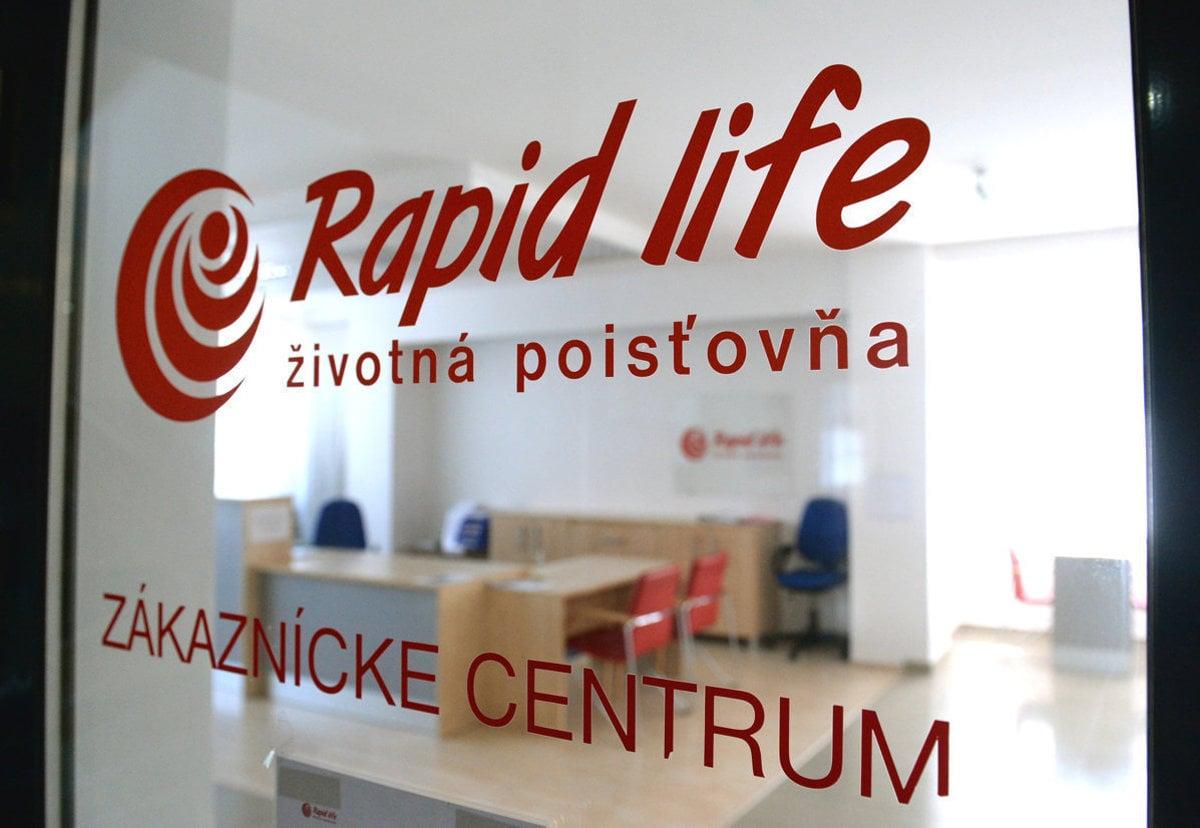Rapid Life: Polícia zadržala dvoch členov bývalého vedenia - ekonomika.sme.sk