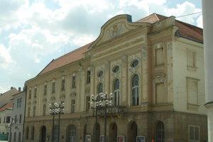 Divadlo J. Palárika.
