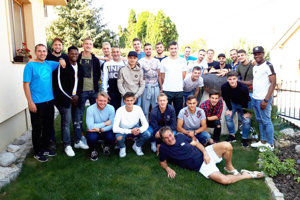 Futbalisti FC Nitra obedovali u trénera Galáda.