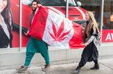 Kanada oslavuje legalizáciu marihuany