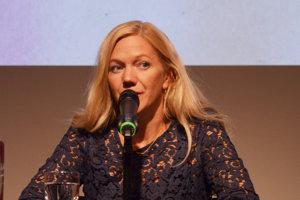 Nórska spisovateľka Maja Lunde v Mníchove predstavila pokračovanie svojho Príbehu včiel – Príbeh vody.