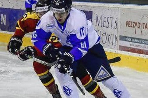 Martin v kvalitnom zápase porazil Topoľčany 4:1.