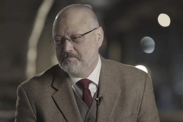 Džamál Chášakdží.