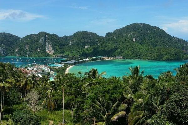 Najlepšie počasie na dovolenku je v Thajsku počas chladných mesiacov v Európe.