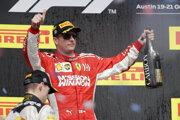 Kimi Räikkönen predviedol najrýchlejšiu jazdu.