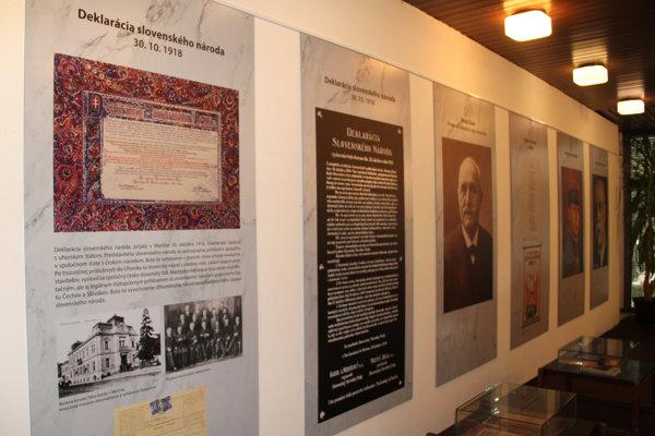 Ilustračné foto, yýstava Ozveny času v Námestove.
