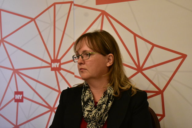 Mária Podlesná, oblastná riaditeľka spoločnosti ENVI-PAK, a. s.
