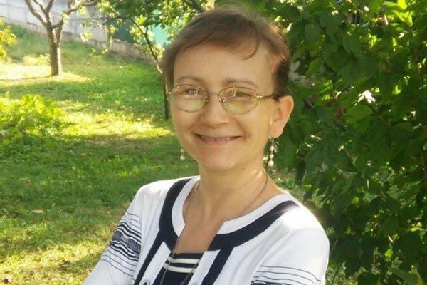 Topoľčianska autorka Tatiana Macková.