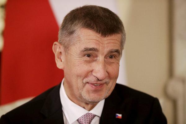 Český premiér Andrej Babiš únos syna popiera.