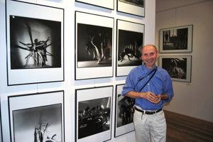 Fotografa Vasila Stanka fascinuje nahé telo.