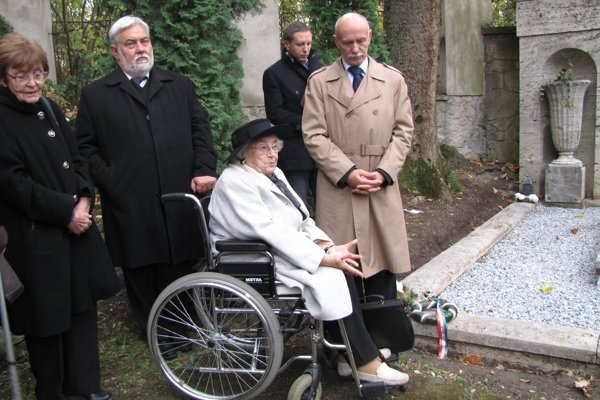 Historička architektúry Klára Kubičková zistila o rodinnej hrobke mnoho zaujímavých faktov.