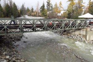 Nový most spája oba brehy