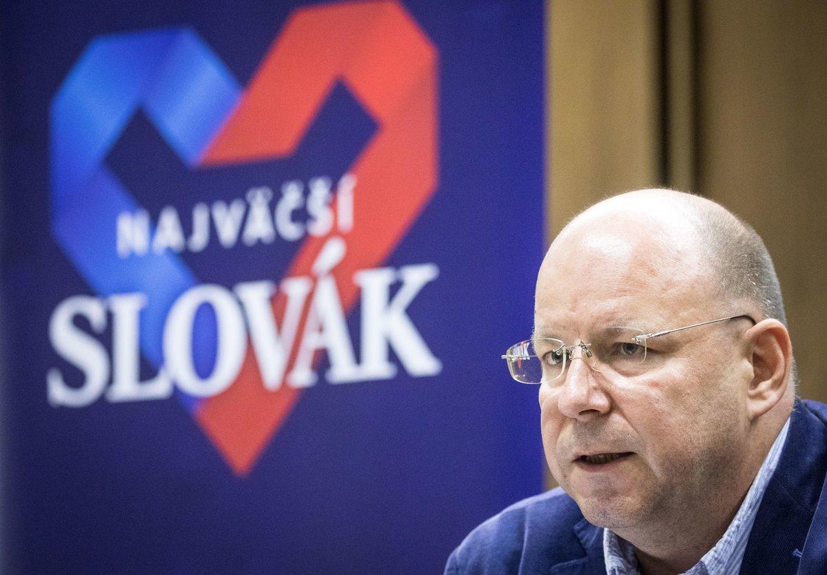 Vo finále ankety Najväčší Slovák sú Dubček c735d94b074