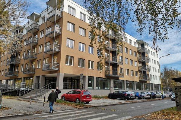 Pridelených je zatiaľ 9 bytov, ďalšie sa budú odovzdávať postupne.