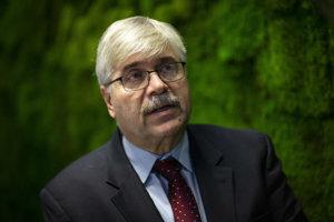 John Daniszewski je viceprezident agentúry Associated Press (AP). Na Slovensko prišiel na rokovanie Medzinárodného tlačového inštitútu IPI.