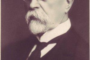 Fotografie spodpisom T. G. Masaryka sú dnes veľkou raritou.