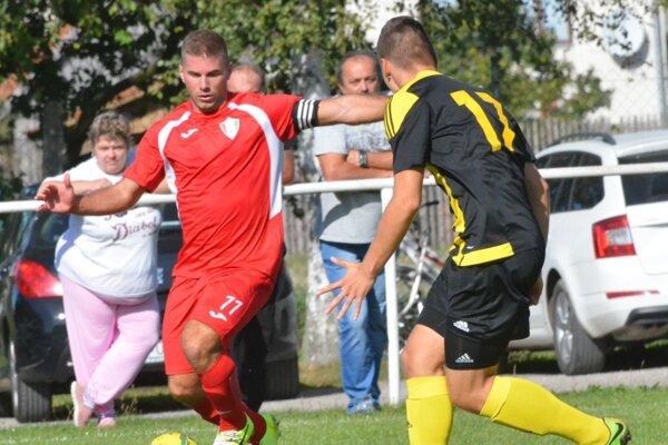 Ľuboš Brzák strelil počas jesene jedenásť gólov.