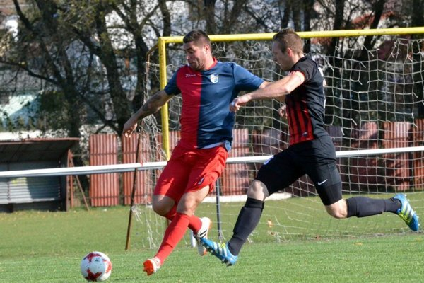 Jozef Kollár strelil počas jesene štyri góly.
