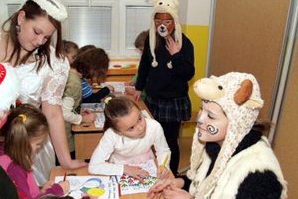 Cech školákov v udičskej škole sa rozrástol o dvadsať nových členov.