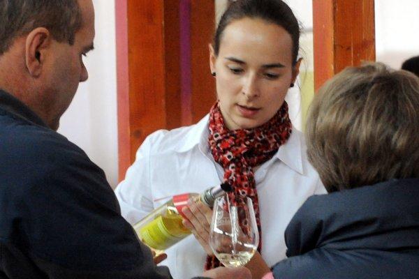 Koštovka mladého vína
