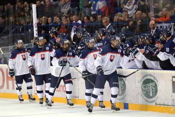 Slováci odohrajú v Michalovciach tri zápasy v priebehu troch dní.