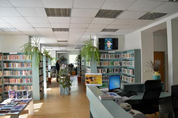 Gemerská knižnica Pavla Dobšinského. FOTO: PP