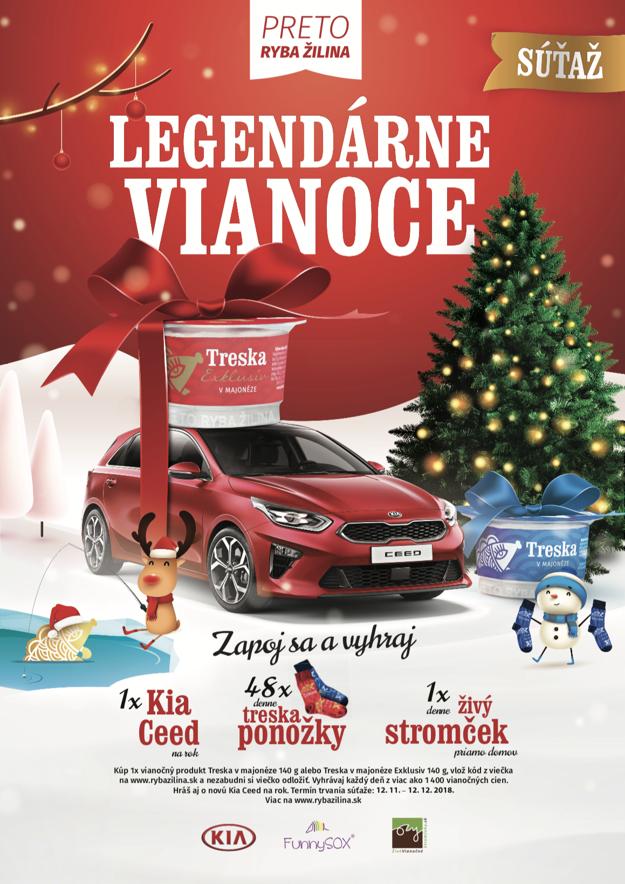 ee7c1e134194b S legendárnou žilinskou Treskou môžete tento rok zažiť legendárne Vianoce.