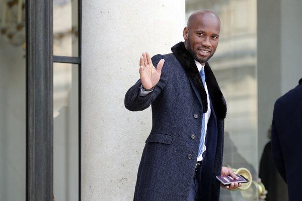 Didier Drogba.