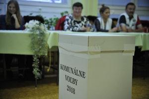 Voľby vo Vranove.