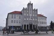 Budova Mestského úradu Čadca.
