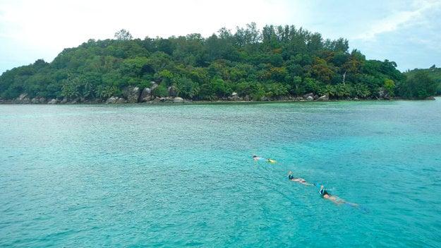 Výlet Reef Safari