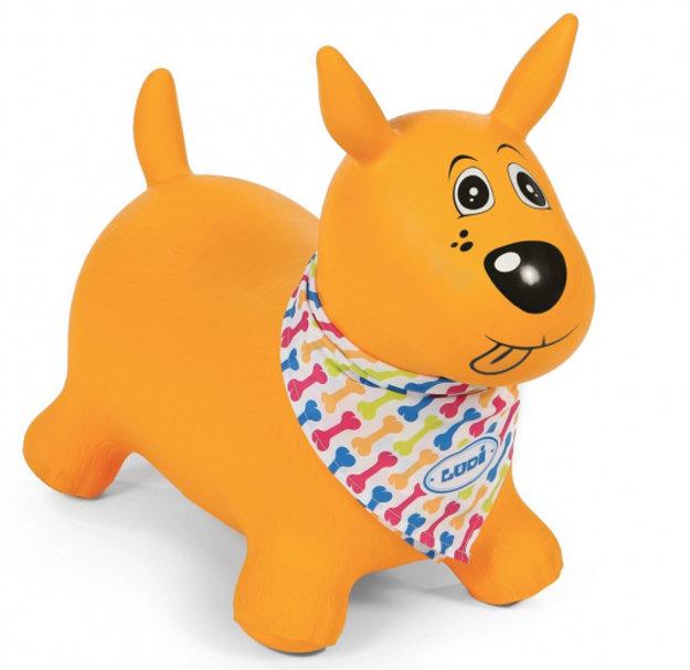 Ludi Skákací pes žltý.