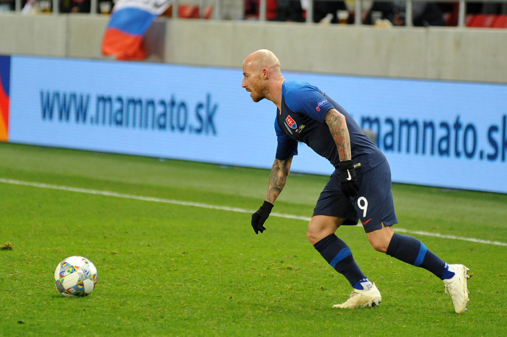 059fa014b Slovensko : Ukrajina - ONLINE (Liga národov 2018/2019) - Šport SME