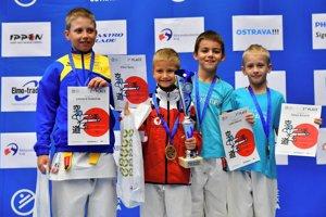 Trenčiansky karatisti z Real teamu uspeli na medzinárodnom fóre.