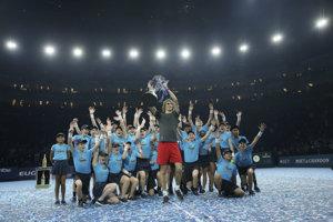 Alexander Zverev je výraznou tvárou nastupujúcej tenisovej generácie.