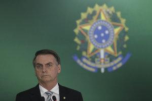 Jair Bolsonaro, budúci brazílsky prezident.