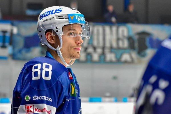 Dalibor Bortňák prispel k výhre 4:2 v Nových Zámkoch asistenciou na štvrtý gól.