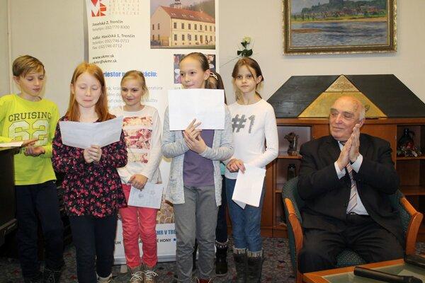 Dobiášova tvorba oslovuje aj najmladšiu generáciu.