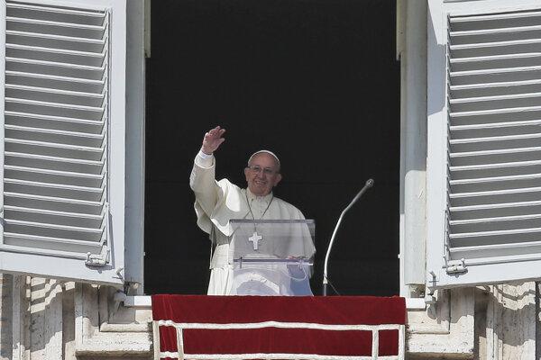 """Podľa pápeža sa prikázanie """"Nezabiješ"""" vzťahuje na všetkých."""